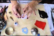 FREE Polymer Clay Video Tutorials by Iris Mishly