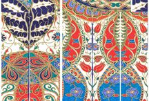 pattern / turkish and Anatolia patterns
