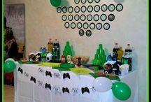 XBox Party by Favole di Legno / XBox Birthday Party