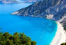 Our favorite Greek Beaches