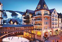 Winter Wonderland Vacation Ideas