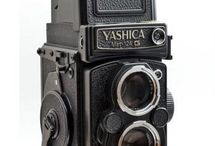 Máquina fotográfica. / Máquinas .