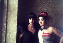 Bernie + Victy  / Our life / by eastend cabaret