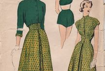 Advance vintage patterns