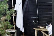 Outdoor Shower Inspo
