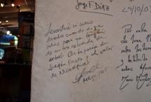 Firmas en la pared, 30 años de la Boutique del libro San Isidro
