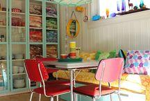Quirky decor love