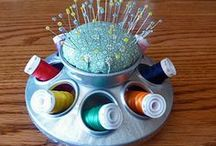 Pin Cushions & Needle Keepers