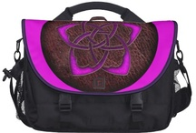 Messenger bags and laptop bags on Zazzle / by YANKA on the WEB