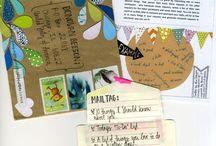 Snail Mail / by Tash Hatcher