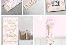 Girls Bedroom Designs