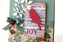 Christmas merriment / by Lona Dalum Bavier