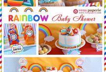 Rainbows and Unicorns Shower