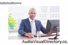 Directory Of Audio And Visual Equipment Hire And Sales