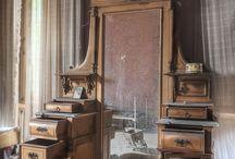antika mobilyalar