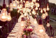 Asztal-díszítés / Ünnepi és hétköznapi, szép és ötletes - mindenféle asztalokhoz, asztalra és asztal fölé :-)