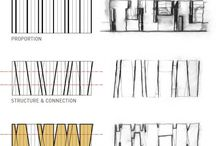 architectural drawings | illustrations | renders / beautiful drawings