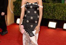 2014 Golden Globes Best Dressed