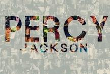 Percy Jackson / by Anne Elizabeth