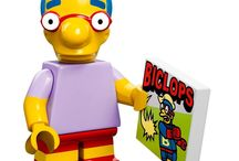 The Simpsons Series / All about Lego Simpsons