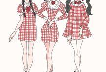 ♥ inspo drawings ♥