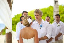 Ceremony Photos / Wedding Ceremony Photos taken by Beach Wedding Studio at Excellence Resorts