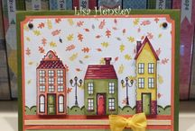 Stampin Up Holiday Home / by Deborah Newman