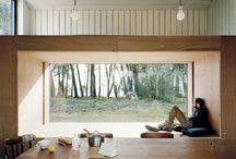 sofà finestra