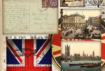 ~ Vintage  Britain In Color~ / PIN AS MANY AS YOU LIKE