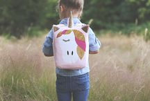 Unicorn. Bag