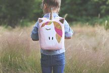 Unicorn. Bag