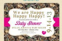 Baby shower / by Krystal Boyer