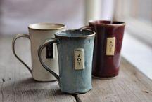 Ceramics: Mugs and Cups
