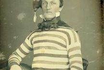 Men, Neckties, 1850-1915