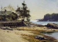 Paintings of Donald Demers