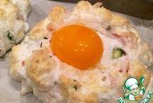 крутая яичница