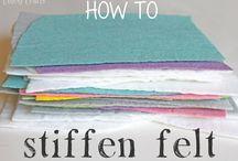 tricks about felt
