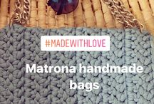 Matrona handmade bags