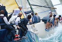 Racing / Follow the Farr 40 Class at these exciting, competitive one design regattas. Top tier racing like this is sure not to disappoint.