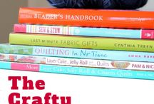 The Crafty Bookshelf / by The Crafty Mummy