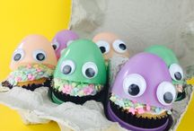 Easter Baking & Cake decorating ideas / A collection of our easter treats from the Charli's Crafty Kitchen YouTube channel