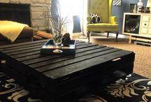Raklap - Palets / Raklap bútorok, ötletek