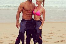 ken & barbie fitnessღ