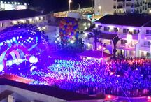 Shimmy in Ibiza / Some of our Shimmy Beach Club team are in Ibiza at the moment, soaking up some sun, seeing incredible acts and getting ready for the Cape Town season. Here is a snippet of their trip so far.
