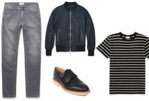 Man Style | how to dress your guy / How to dress your guy.