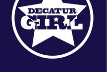 Penny's line of Apparel / Decatur Girl, Decatur Lacrosse, Southern Onesies and more