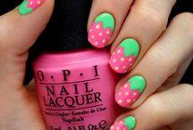 Beautiful Nails - Uñas bonitas / The best nails for everyday - Las mejores uñas para todos los días.