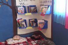Bibliotecas infantiles y lectura