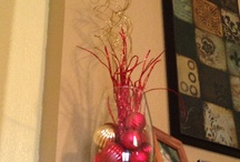 Christmas and Crafting! / Holiday Decorations I like.  / by Theresa Ellington