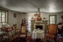 The Historic Park / Take a stroll through our Historic park to learn what it was like to live in the 1800s and visit the oldest standing log cabin in Alabama. Who knows, you might even get to try your hand at basket weaving or a shaving horse!